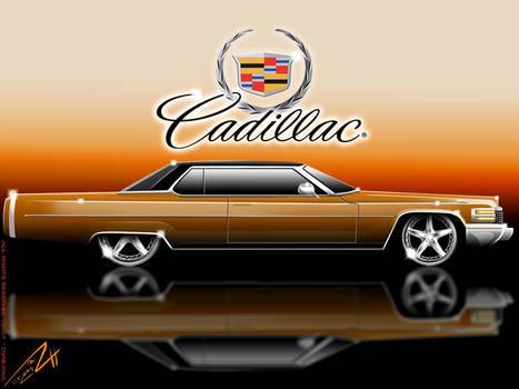 Cadillac De-Ville by HATTR1CK