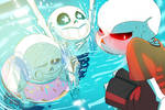 Sans Sumertime Swimming