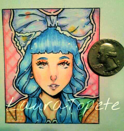Melanie Martinez by KittyVonKill
