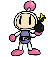 Bomberman by EmilyTheMeowth