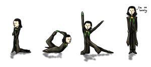 Loki by TomperWomper