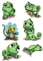 Pascal by TomperWomper