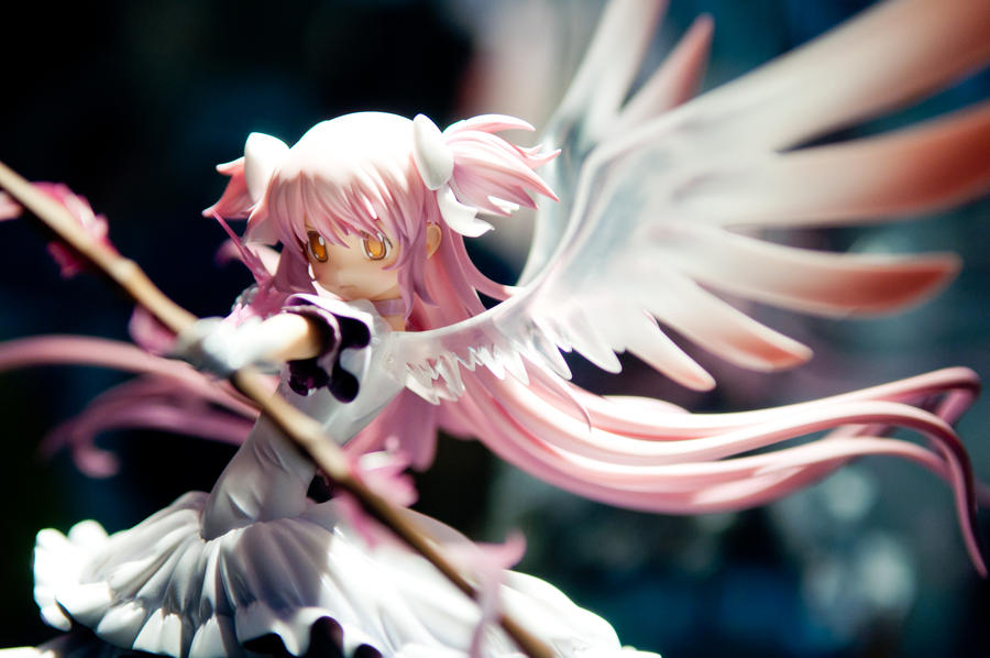 Kaname Madoka  (Ultimate ver.) by Etherien
