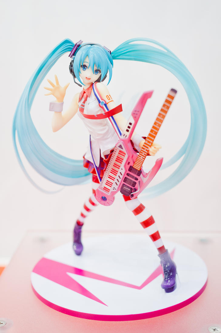 Hatsune Miku: Greatest Idol ver. by Etherien