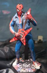 Spider-Man (Spider-Punk Suit)