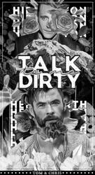 Talk dirty to me. by Lonely-Sheep
