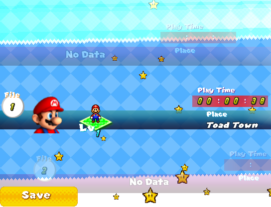 Mario & Luigi: The Twisted Darkness - ICU Gigasoft
