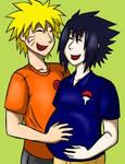 NaruSasu: So Happy Together