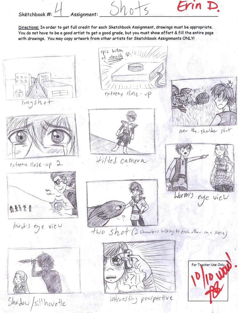 HTTYD: Shots by dreamer45