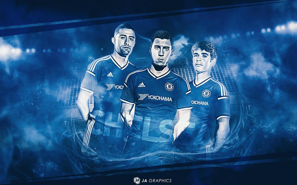 Chelsea FC By WDANDM