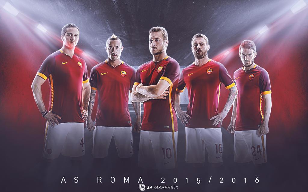 As Roma Wallpaper 1