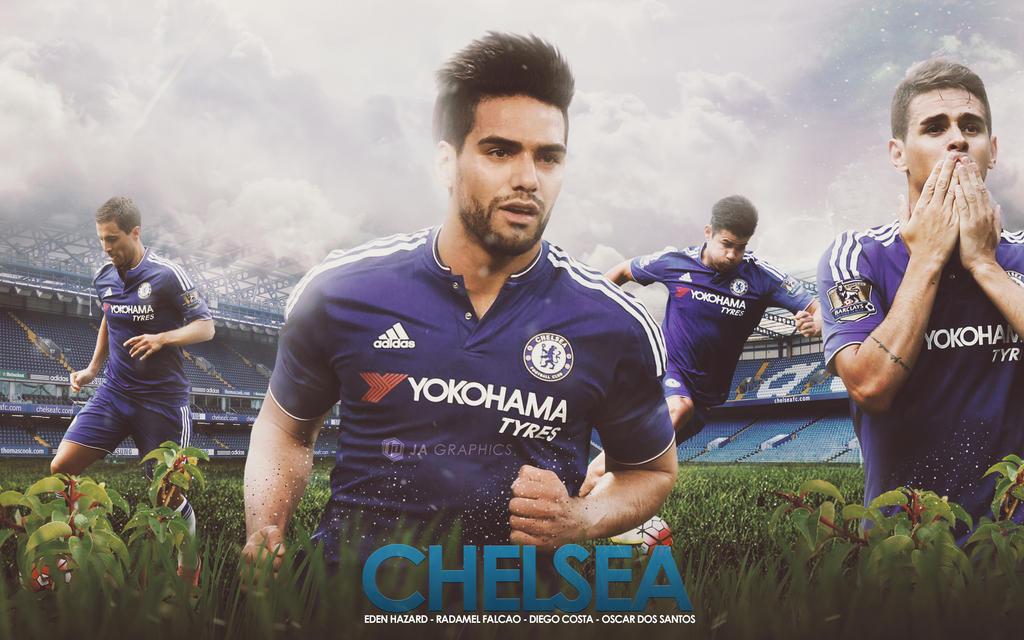 Chelsea 2015 2016 By WDANDM