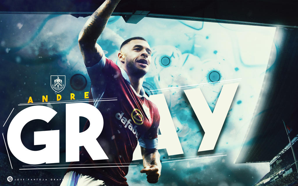 Andre Gray by WDANDM