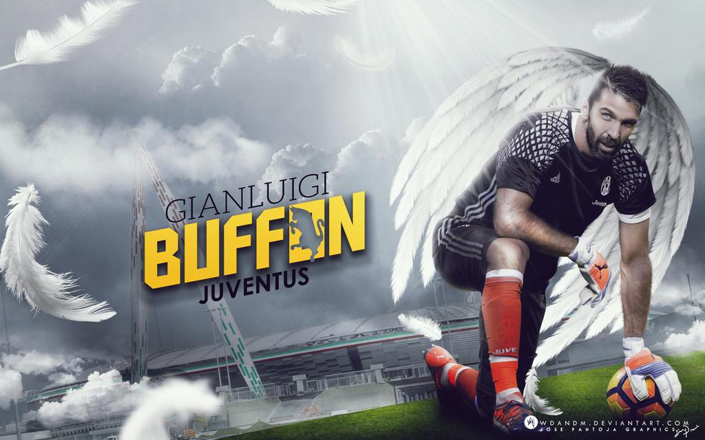 Gianluigi Buffon by WDANDM