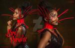 Atelier Sylphe crinoline cage accessories fashion