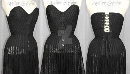 corset overbust ateliersylphe