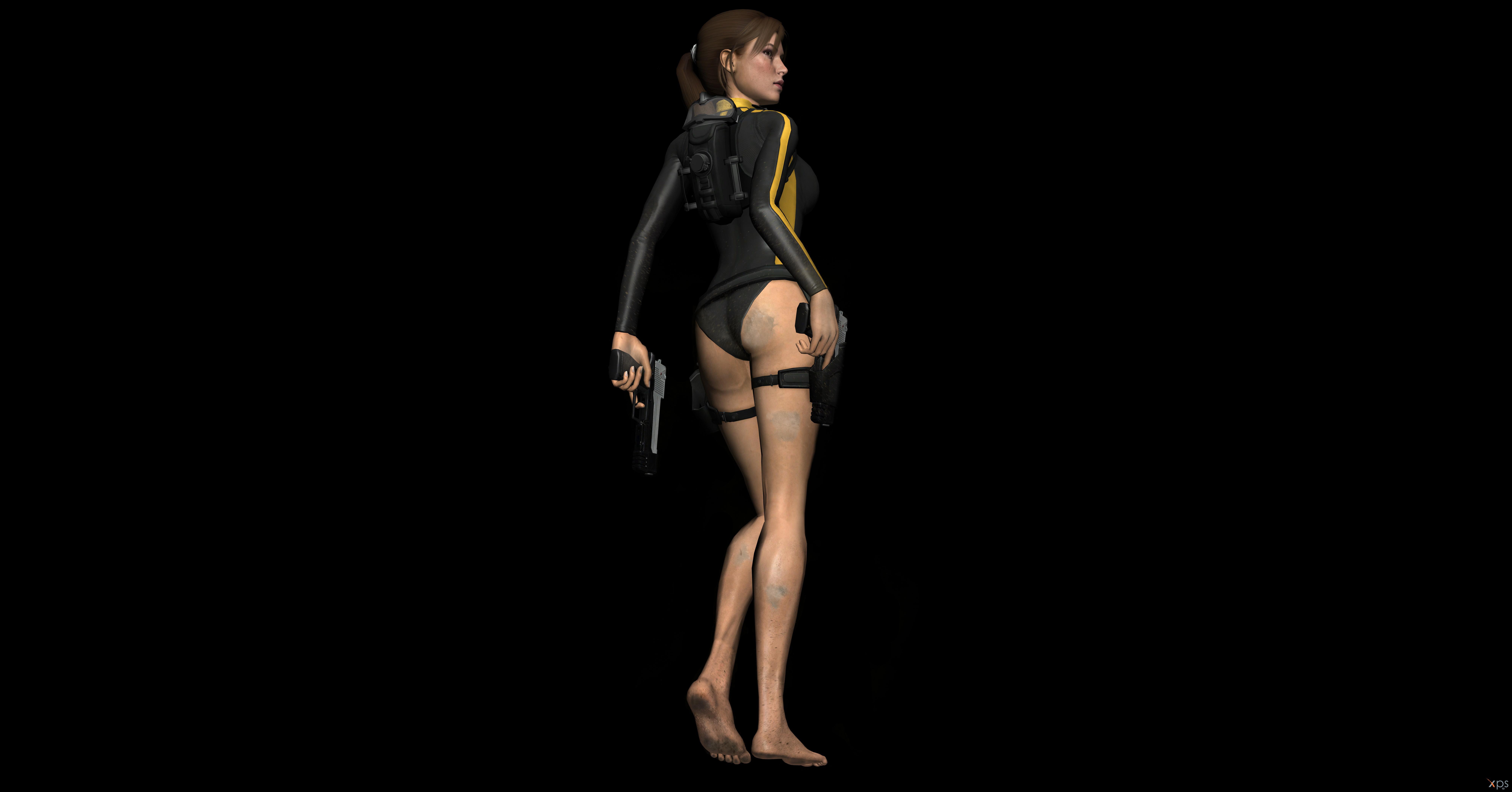 Lara croft tomb raider xxx alien sexy picture