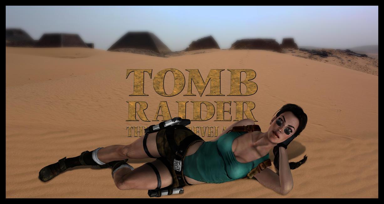 Classic Tomb Raider Lara by ArtiMuller