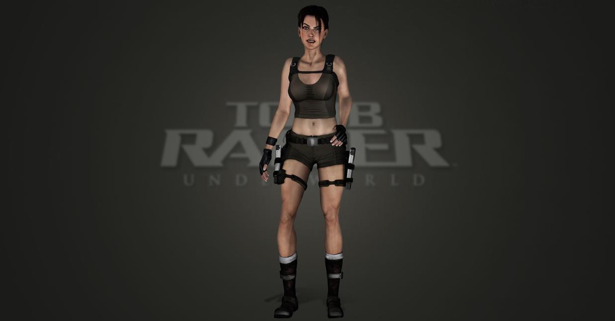 Tomb Raider Underworld jungle short by ArtiMuller