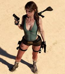 Tomb Raider The Last Revelation by ArtiMuller