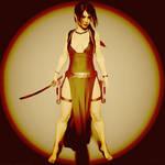 Tomb Raider Legend Tokyo dress