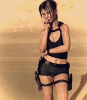 Tomb Raider Underworld (new model) by ArtiMuller