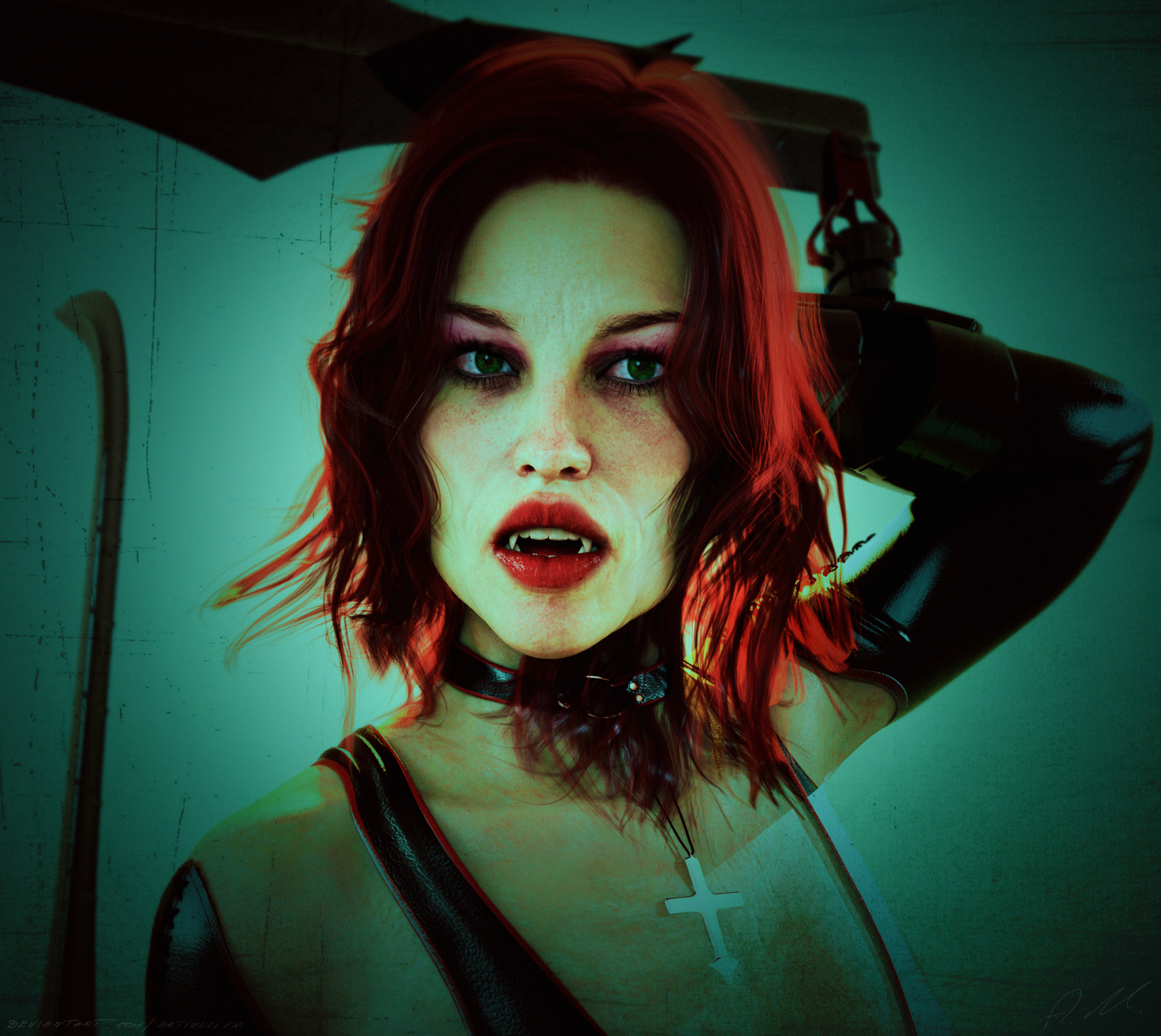 BloodRayne by ArtiMuller