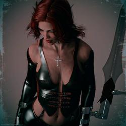 BloodRayne by ArtiMuller