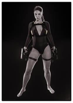 Tomb Raider Underworld wetsuit