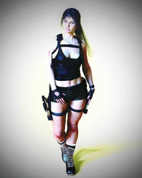 Tomb Raider Underworld (morph test)