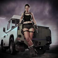 Tomb Raider Underworld Lara