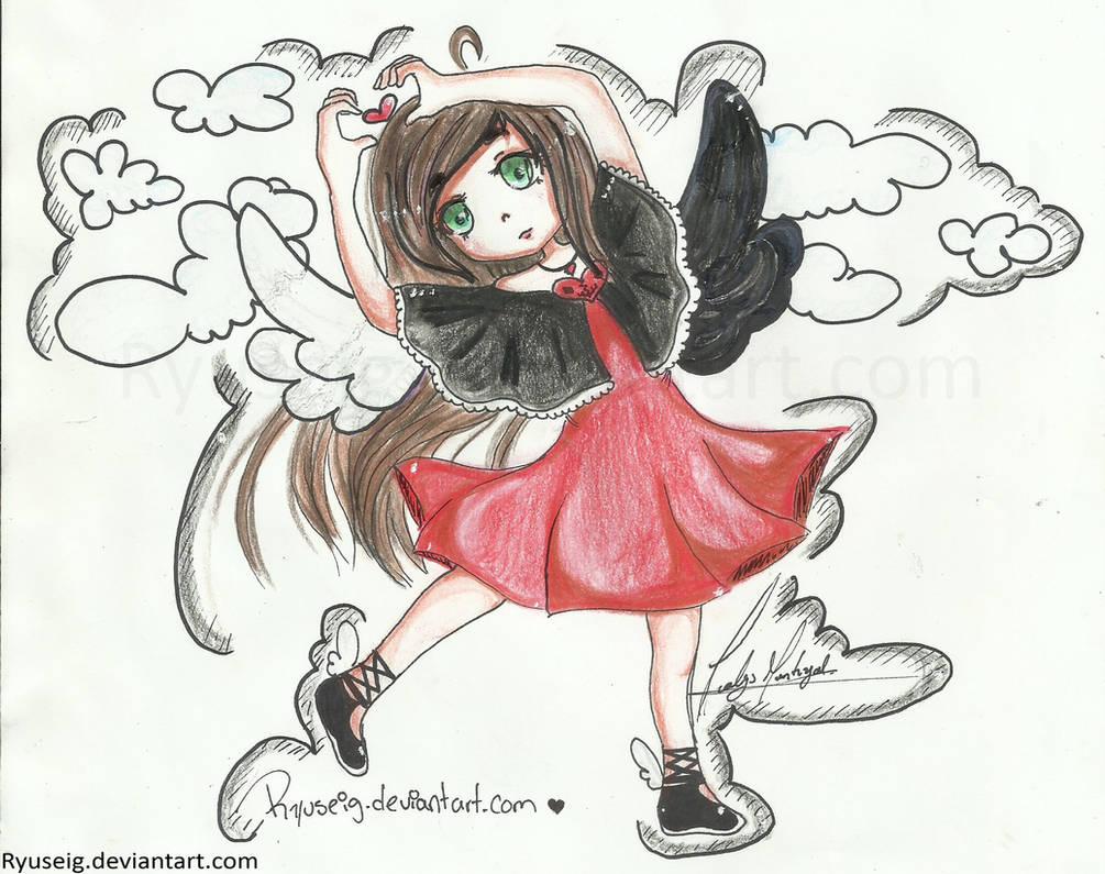 Misury Dibujo Para Mi Hermana By Ryuseig On Deviantart