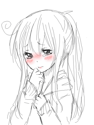 doodle on pchat by sasuke-chan95