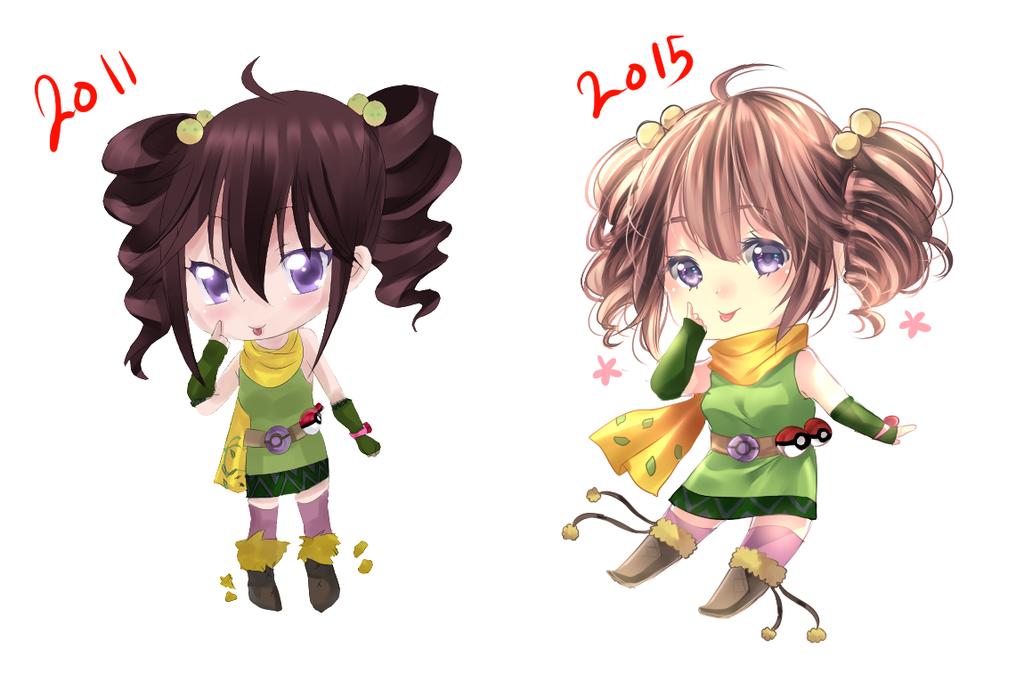 2011-2015 by sasuke-chan95
