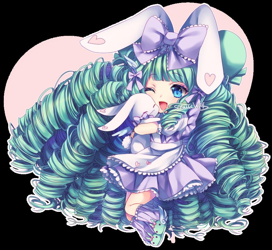 Chibi commission by sasucchi95