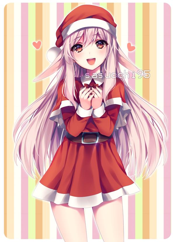 happy holidays by sasucchi95