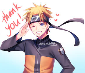 thank you, naruto