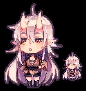 Pixel Yuki
