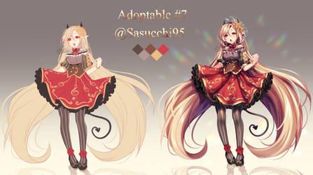 Adobtable 7 [CLOSED] by sasucchi95
