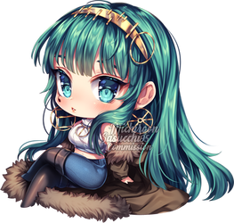 Chibi Collab Commission