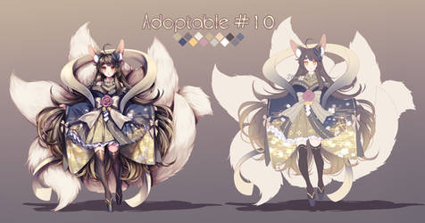 Adoptable 10: closed