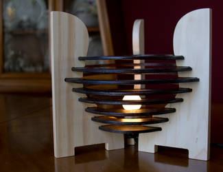 lamp by DominicFasino