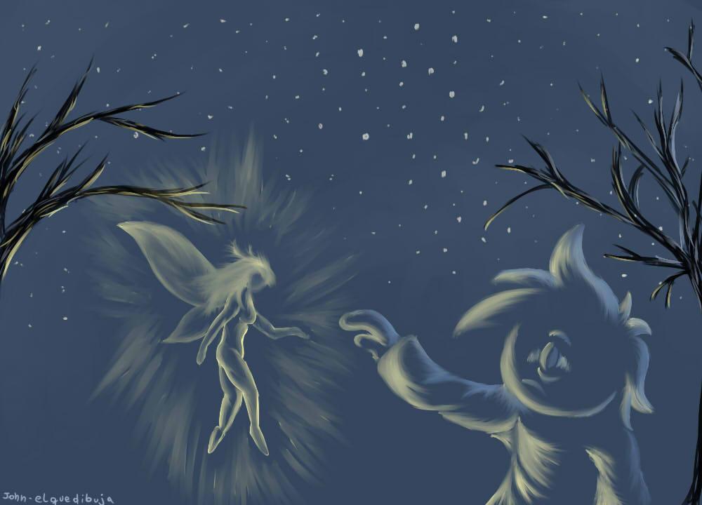 One Magic Night by John-Im-dragon