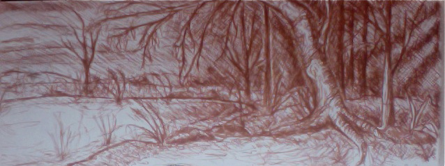Nondescript Landscape by adie93
