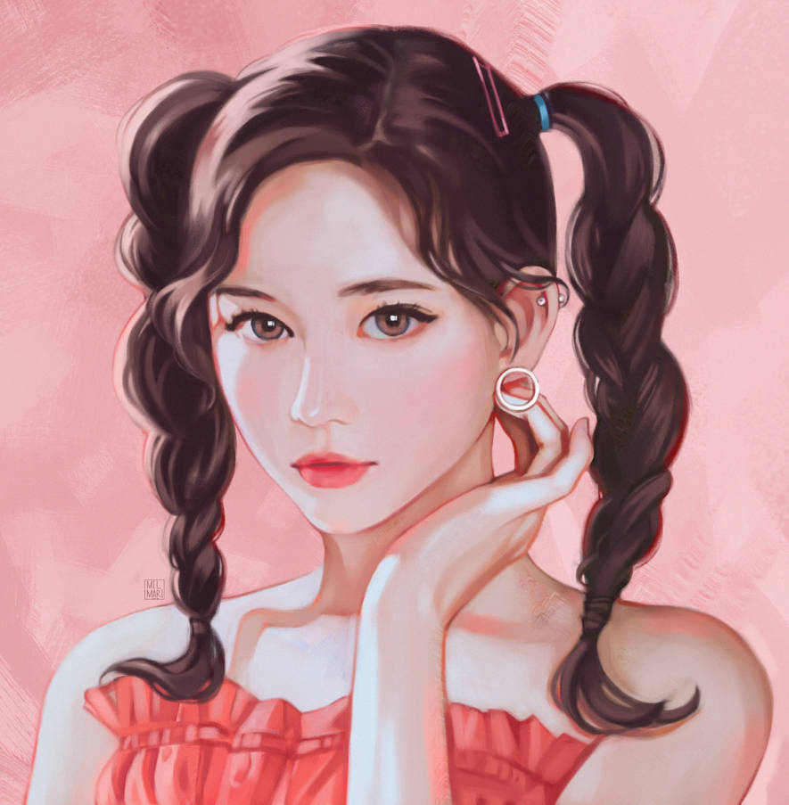 Portrait by MILMARI