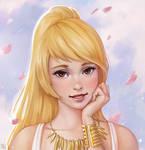 YCH: 19. Nina by MILMARI