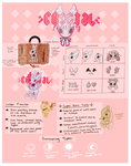 Crystal Familiars Species Sheet