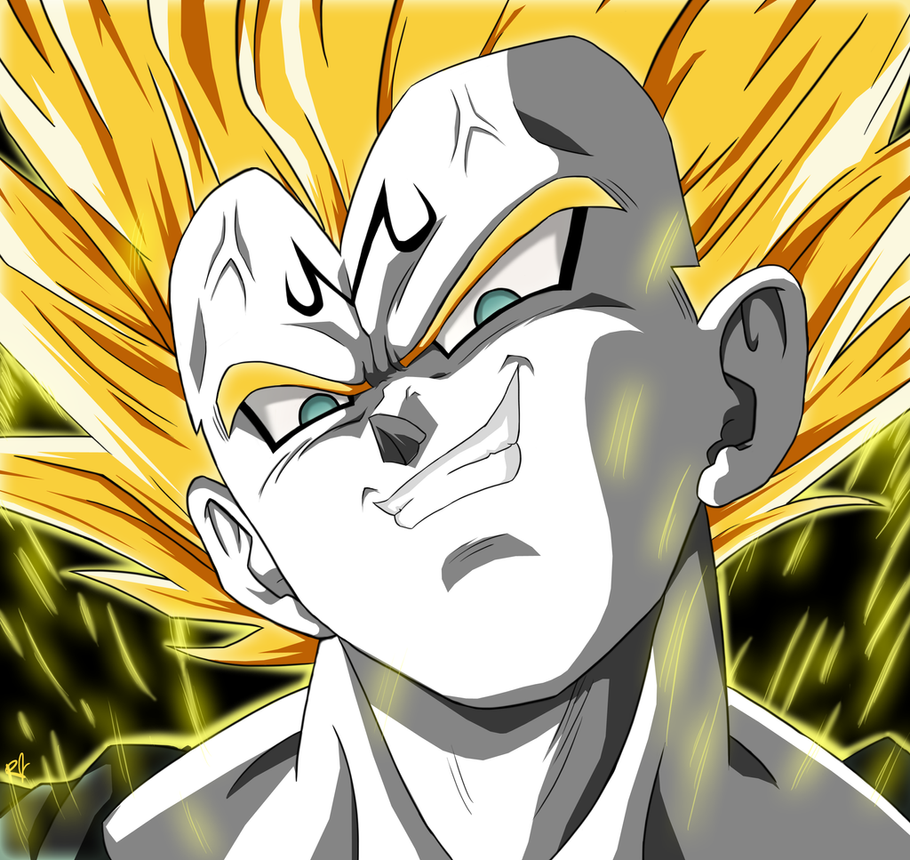Majin vegeta gallery - Dragon ball z majin vegeta wallpaper ...