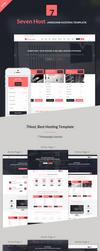 Seven Host - Hosting HTML Template by BonanzaZone