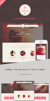 Lollipop Awesome Sweets Cakes HTML Template